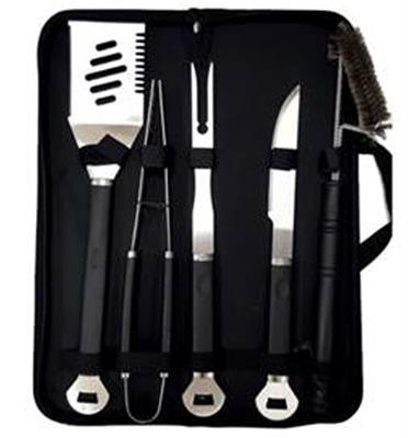 סט 5 כלים לגריל מושלם לברבקיו מגיע בתיק בד תוצרת Australia Chef
