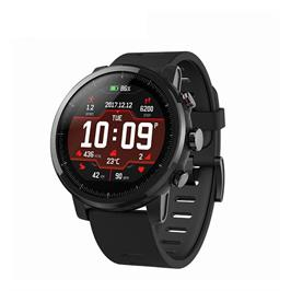 """שעון חכם מסך מגע 1.3"""" עמידות למים מד צעדים ,דופק ו- GPS תוצרת XIAOMI דגם Amazfit Stratos"""