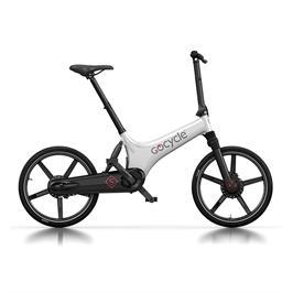 אופניים חשמליות מתקפלות סוללת ליתיום פנימית שלדת מגנזיום מלאה תוצרת GOCYCLE דגם GS