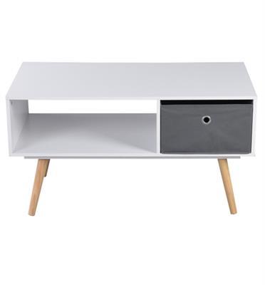 שולחן קפה בעיצוב נקי צעיר וסולידי המשתלב נהדר מבית HOMAX דגם וינדה קפה