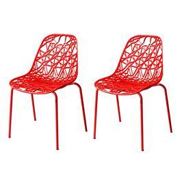 זוג כסאות לשימוש מגוון, פינת אוכל, אירוח ועוד, מבית HOME DECOR דגם דגן  משלוח חינם!