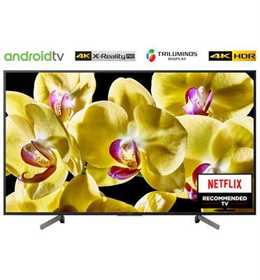 """טלוויזיה 43"""" Android TV 4K LED  תוצרת SONY דגם KD43XG8096BAEP"""