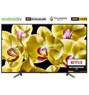 """טלוויזיה 49"""" Android TV 4K LED תוצרת SONY דגם KD49XG8096BAEP"""