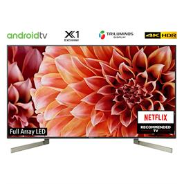 "טלויזיה ""55 4K LED Android TV תוצרת Sony דגם KD-55XF9005BAEP מתצוגה"