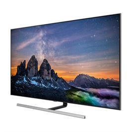 "טלוויזיה ""65 4K FLAT QLED SMART TV תוצרת SAMSUNG דגם QE65Q80R"