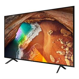"טלוויזיה ""75 4K FLAT QLED SMART TV תוצרת SAMSUNG דגם QE75Q90R"