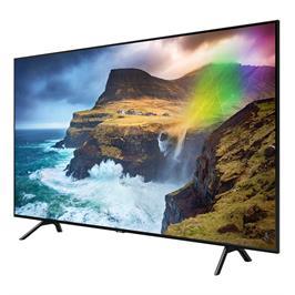 "טלוויזיה ""55 4K FLAT QLED SMART TV תוצרת SAMSUNG דגם QE55Q70R"