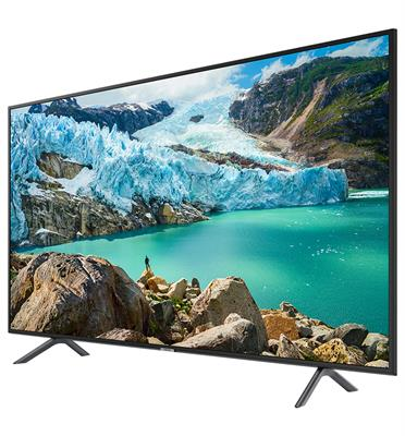 """טלוויזיה """"75 SMART TV FLAT 4K LED תוצרת SAMSUNG דגם 75RU7100"""