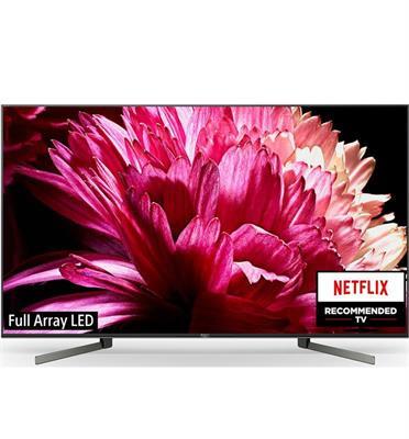 """טלויזיה """"75 4K LED TV תוצרת Sony דגם KD-75XG9505BAEP"""