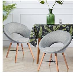 כסא אירוח מעוצב מבסיס עץ עמיד ואיכותי מבית HOMAX דגם ואלדו