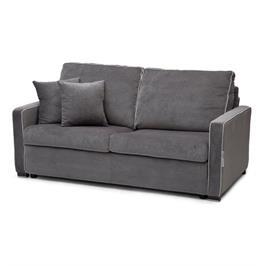 ספה מיטה מעוצבת מגיעה כסלון פינתי או דו מושבית מבית AEROFLEX דגם FELICE