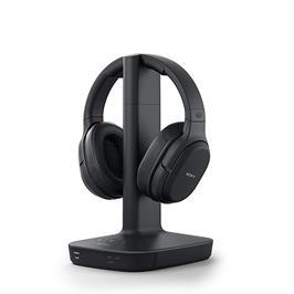 אוזניות טלוויזיה מקצועיות אלחוטיות 7.1 ערוצים סוללת ליתיום מובנת תוצרת SONY דגם WH-L600