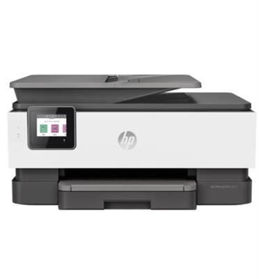 מדפסת אלחוטית משולבת סורק ופקס אופיסג'ט תוצרת HP דגם Pro-8023 AiO 1KR64B
