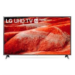 """טלוויזיה """"75 LED Smart TV עם פאנל IPS ברזולוציית 4K Ultra HD תוצרת LG דגם 75UM7580"""