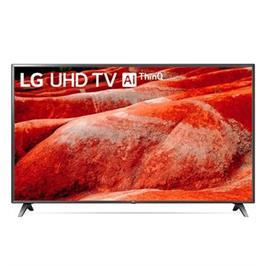 """טלוויזיה """"86 LED Smart TV עם פאנל IPS ברזולוציית 4K Ultra HD תוצרת LG דגם 86UM7580"""