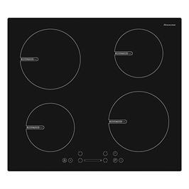 """כיריים אינדוקציה זכוכית קרמית 60 ס""""מ Normande דגם ND6008"""