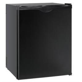 מקרר 48 ליטר סופר שקט גימור שחור מבית Landers דגם BCL48