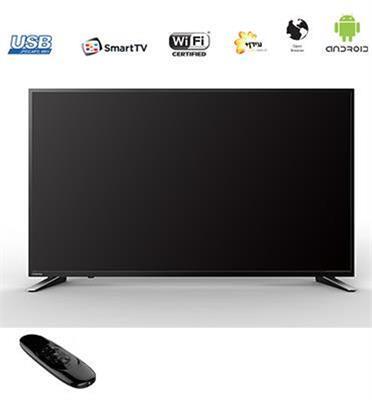 """טלוויזיה """"43 4K LED Smart תוצרת TOSHIBA דגם 43U5865"""