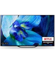 """טלוויזיה """"55 OLED 4K  Android TV תוצרת SONY דגם KD-55AG8BAEP"""