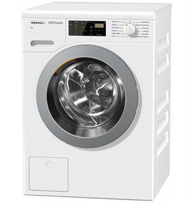 """מכונת כביסה פתח חזית 7 ק""""ג 1400 סל""""ד תוצרת MIELE דגם WDB036IL הדגם החדש!"""
