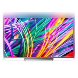 """טלויזיה """"65 4K Ultra Slim Smart LED TV תוצרת PHILIPS דגם 65PUS8303"""