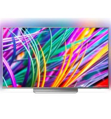 "טלויזיה ""65 4K Ultra Slim Smart LED TV תוצרת PHILIPS דגם 65PUS8303"