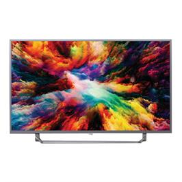"טלויזיה ""55 4K Ultra Slim Smart LED TV תוצרת PHILIPS דגם  55PUS7303"