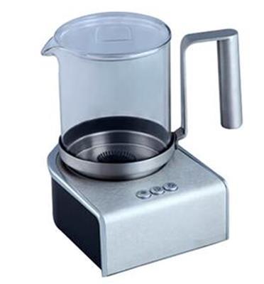 מקציף חלב זכוכית 600 וואט תוצרת DAVO דגם DAV240 נירוסטה