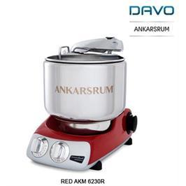 מיקסר מקצועי Davo Ankarsrum 6230 צבע אדום