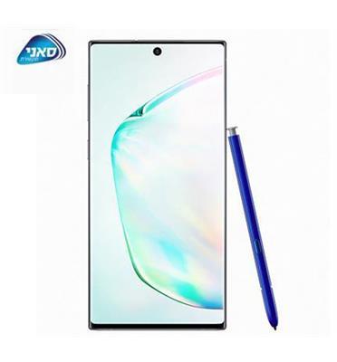 """סמארטפון 6.3"""" 256GB מצלמה אחורית32+5+8MPתוצרת Samsung דגם Galaxy Note 10 יבואן רשמי סאני!+מתנות"""