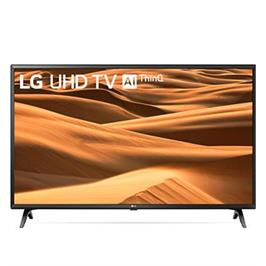 """טלויזיה חכמה """"49 LED 4K Smart TV עם פאנל IPS, אינדקס עיבוד תמונה תוצרת LG דגם 49UM7340"""