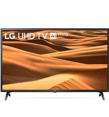 """טלויזיה חכמה """"55 LED 4K Smart TV עם פאנל IPS, אינדקס עיבוד תמונה תוצרת LG דגם 55UM7340"""