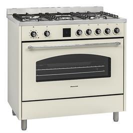 תנור אפיה כפרי משולב 9 תכניות Normande דגם KL-9006CR
