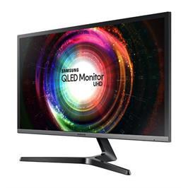 """מסך מחשב """"28 4K ULTRA HD בעיצוב מלוטש מדהים תוצרת SAMSUNG דגם U28H750UQM מתצוגה!"""