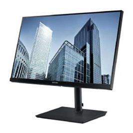 """מסך מחשב מקצועי גודל """"24  במהירות תגובה 4MS תוצרת SAMSUNG דגם S24H850QFM"""