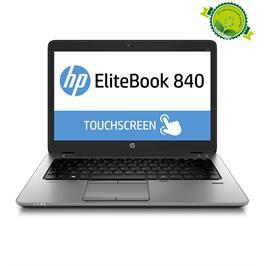 """מחשב נייד """"14 8GB מעבד 240GB SSD i5 TouchScreen מבית HP דגם HP 840 G3 מחודש!"""