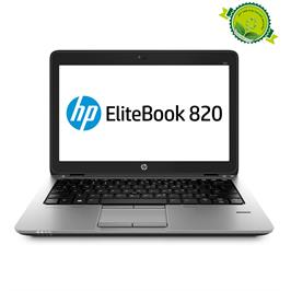 """מחשב נייד 12.5"""" 8GB מעבד INTEL Core i5-5200U מבית HP דגם HP EliteBook 820 G2 מחודש!"""