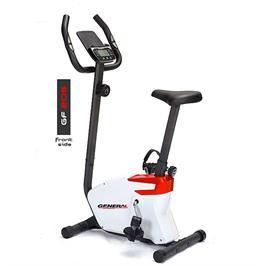 אופני כושר מגנטיות עם חיישני ביומטריה למדידת דופק בידיות מבית General Fitnes דגם GF205