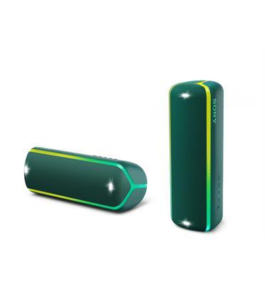 רמקול נייד BT-NFC עיצוב מיוחד וקומפקטי עמידות במים תקן IP67 מבית SONY דגם SRS-XB32