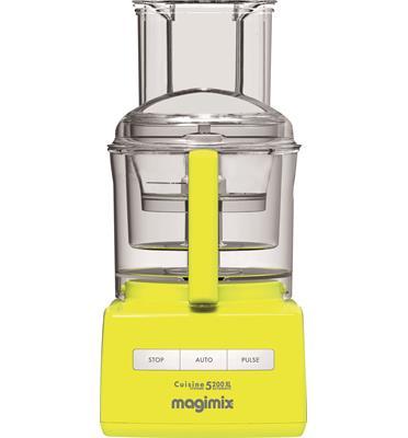 מעבד מזון מקצועי כולל מסחטת הדרים MAGIMIX CS-5200 JLMXL Premium לימון