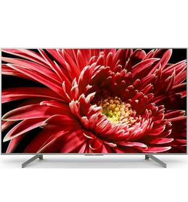 """טלויזיה """"55 4K HDR QFHD Android TV תוצרת Sony דגם KD-55XG8596BAEP"""