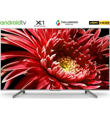 "טלויזיה ""75 4K HDR QFHD Android TV תוצרת Sony דגם KD-75XG8596BAEP"