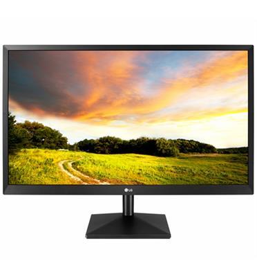 """מסך LED """"22 ברזולוציית Full HD כולל טכנולוגיית AMD וחיבור HDMI תוצרת LG דגם 22MK400H-B"""