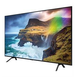 """טלוויזיה """"75 4K FLAT QLED SMART TV תוצרת SAMSUNG דגם 75Q70R יבוא מקביל"""