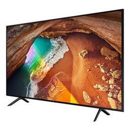 """טלוויזיה """"75 4K FLAT QLED SMART TV תוצרת SAMSUNG דגם 75Q60R יבוא מקביל"""