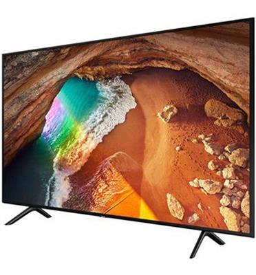 """טלוויזיה """"65 4K FLAT QLED SMART TV תוצרת SAMSUNG דגם 65Q60R יבוא מקביל"""