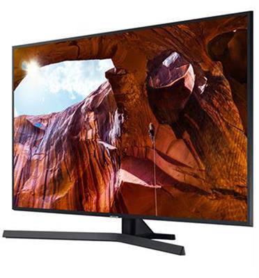 """טלוויזיה """"43 LED SMART TV 4K תוצרת SAMSUNG דגם 43RU7400 יבוא מקביל"""
