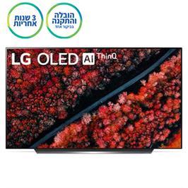 טלוויזיה 55 אינץ' בטכנולוגיית OLED ברזולוציית 4K Ultra HD מבית LG דגם OLED 55C9Y