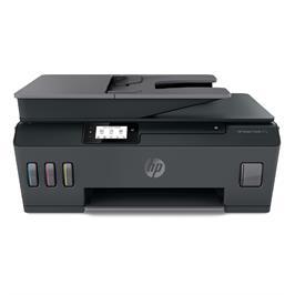 מדפסת דיו צבעונית רב תכליתית תוצרת HP דגם HP Smart Tank 615 Wireless