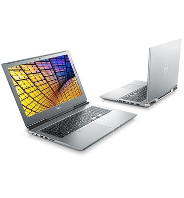 """מחשב נייד """"15.6 8GB מעבד Core™ i7-8750H תוצרת DELL דגם V7580-7083"""